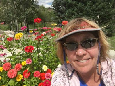 Gayle Lehman,  Lead Horticulturist