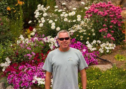Jeff Morehead,  Facilities Team Member